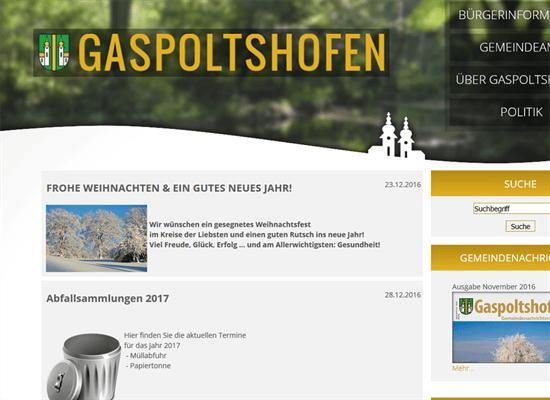 Frau treffen in gaspoltshofen Wildschnau uni leute